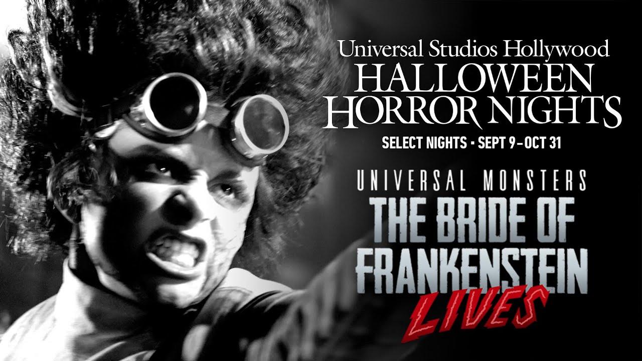 [News] Horror Classics Invade Halloween Horror Nights This Fall