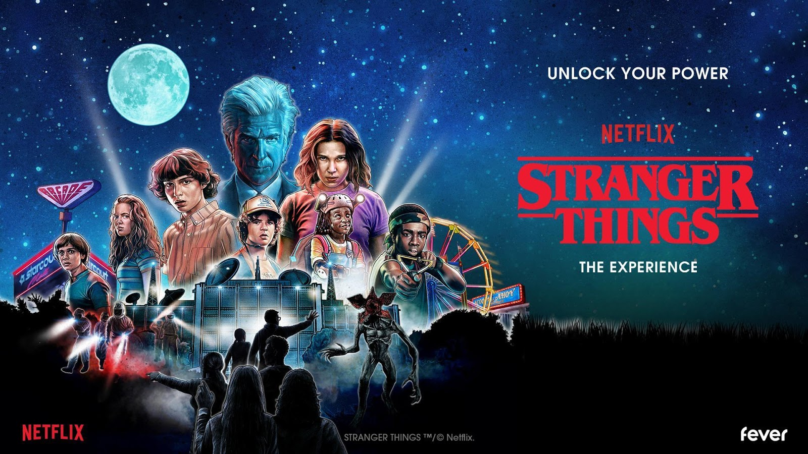 [News] Tickets Launch for STRANGER THINGS: THE EXPERIENCE Today!