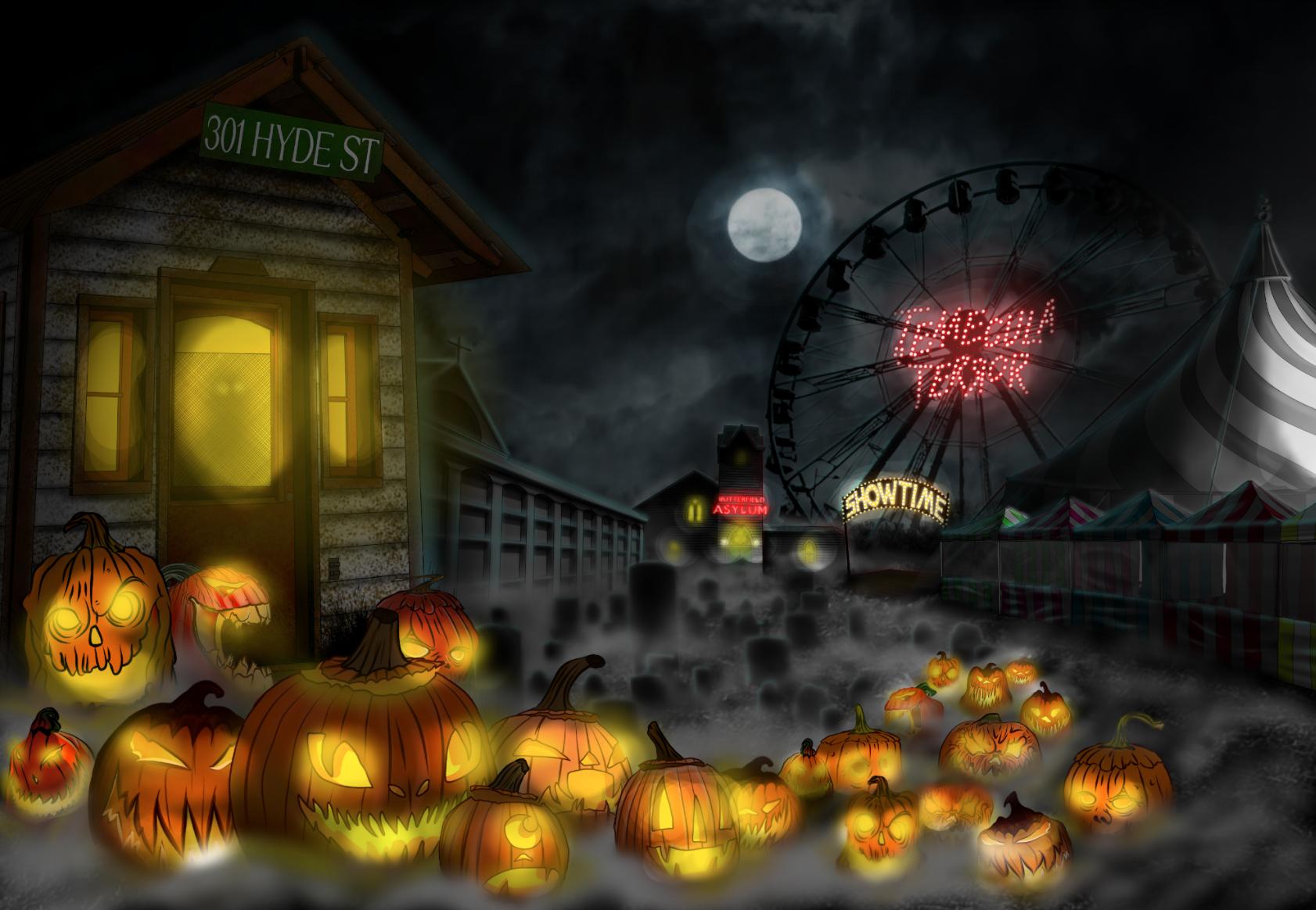 "[News] ""Temecula Terror"" Opening This Halloween"
