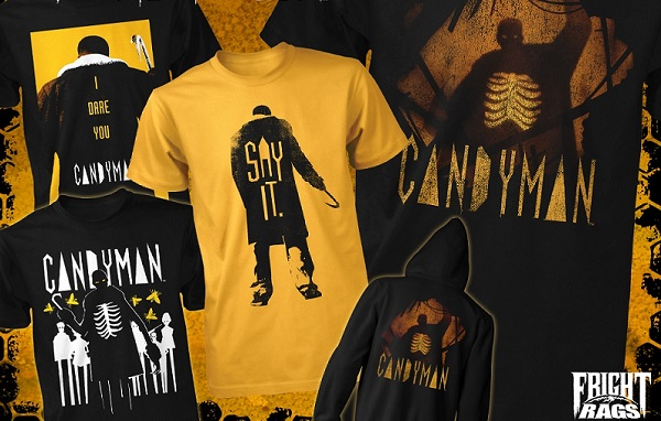[News] Dare to Wear Fright-Rags' CANDYMAN Apparel