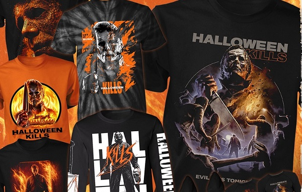 [News] HALLOWEEN KILLS Collection Pre-Orders Launch at Fright-Rags