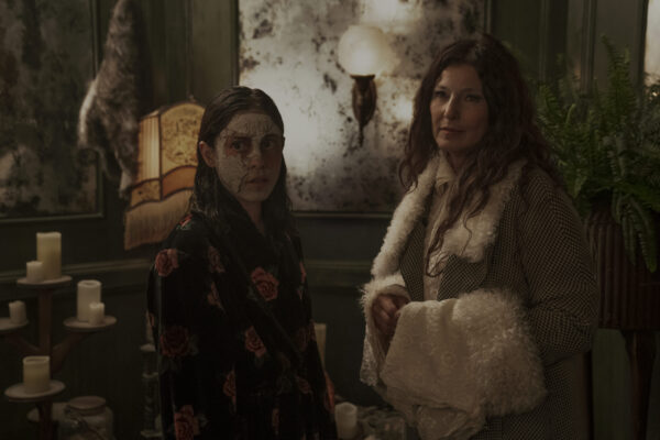 [Interview] Rosa Salazar & Catherine Keener for BRAND NEW CHERRY FLAVOR