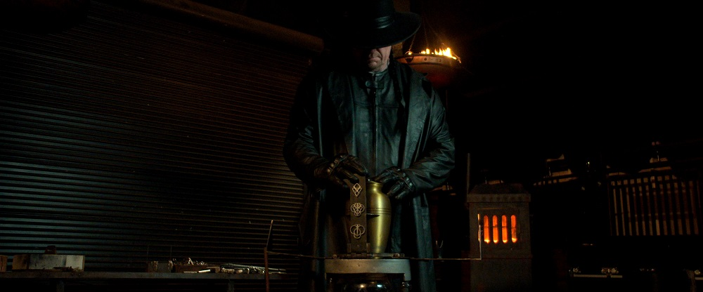 [News] ESCAPE THE UNDERTAKER in This Crazy Trailer