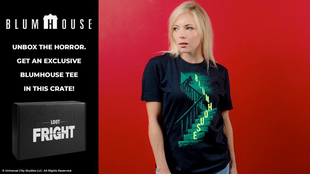 [News] Blumhouse Takes Over Loot Fright Crate!