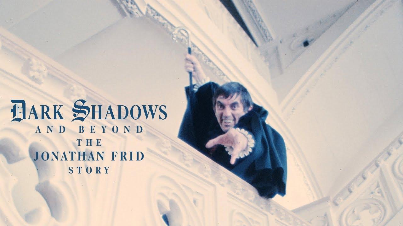 [News] DARK SHADOWS AND BEYOND – THE JONATHAN FRID STORY Arrives on October 5