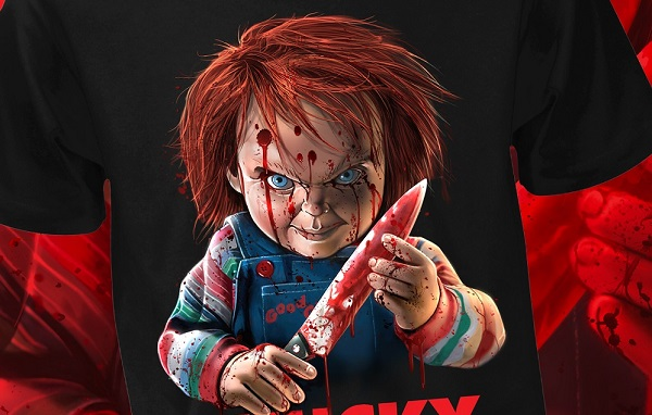 [News] CHUCKY Came to Slay in New Fright-Rags Merch!