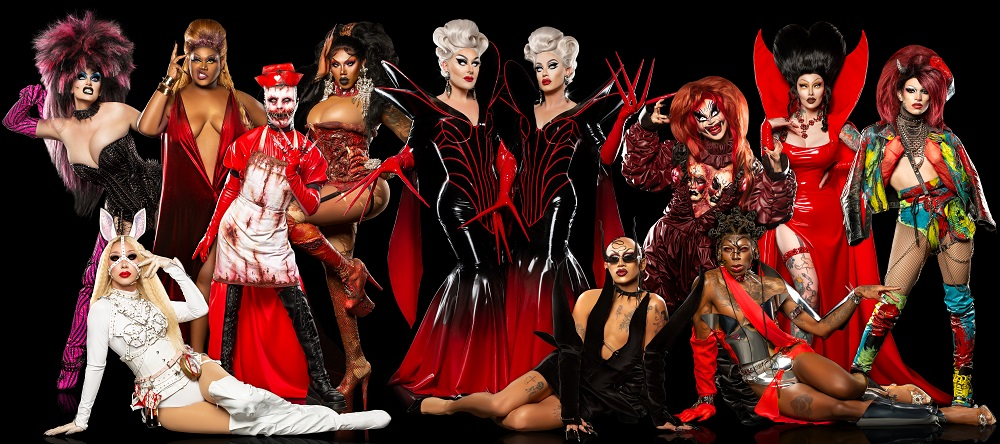 [Series Review] THE BOULET BROTHERS' DRAGULA Season 4
