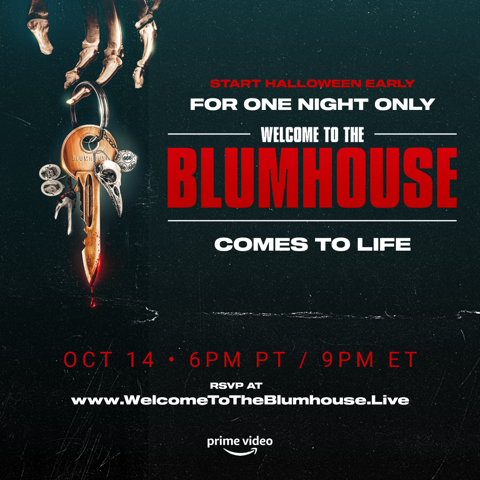 [News] Check Out WELCOME TO THE BLUMHOUSE LIVE Tonight!