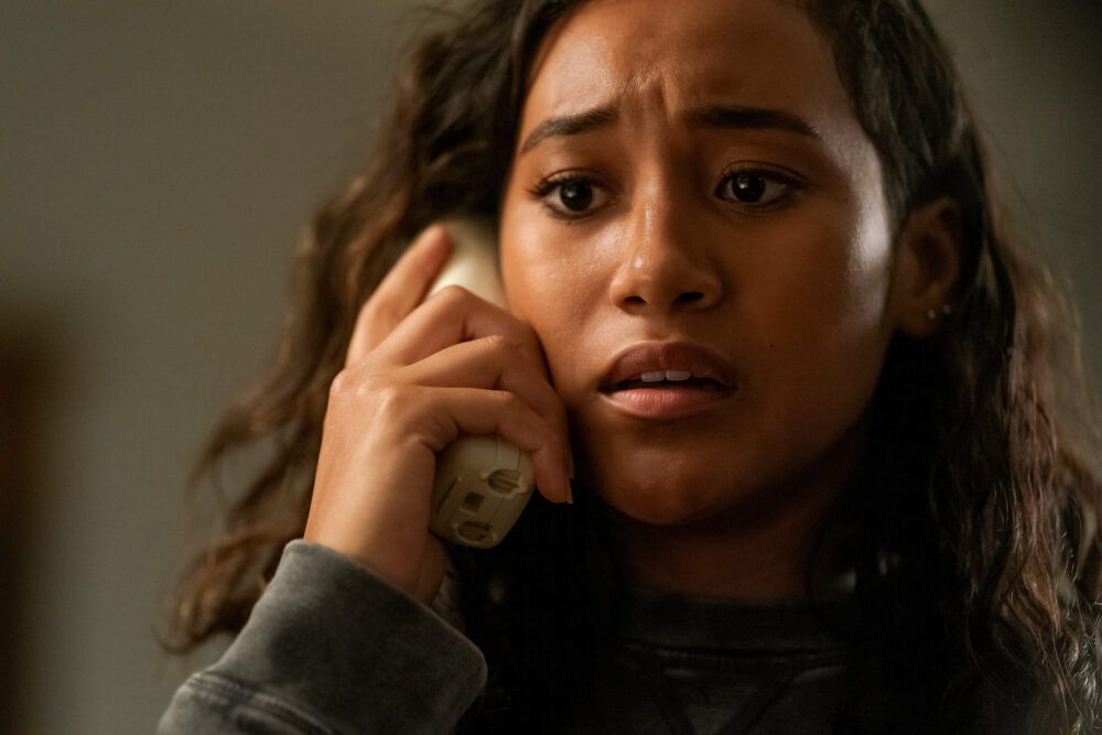 [Interview] Sydney Park for THERE'S SOMEONE INSIDE YOUR HOUSE